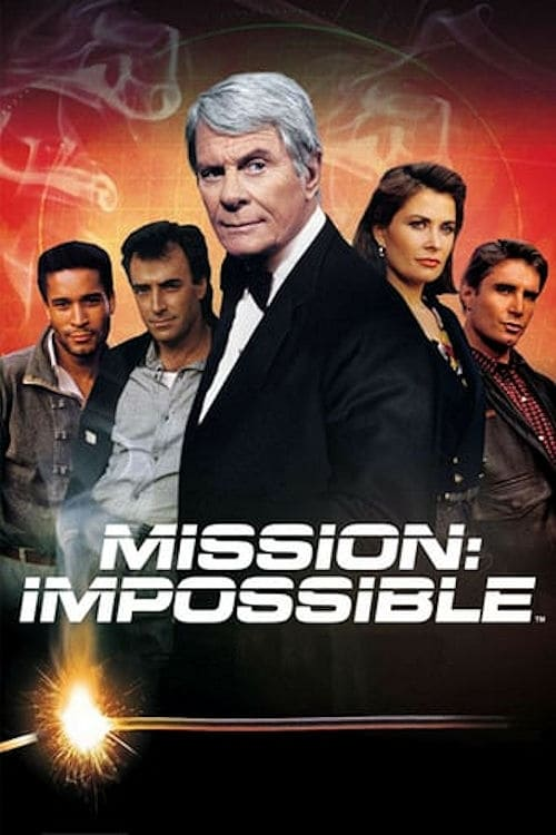 Poster della serie Mission: Impossible