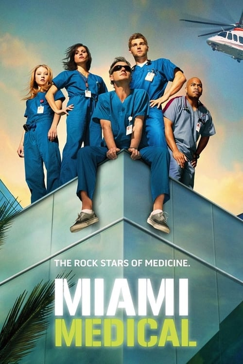 Poster della serie Miami Medical