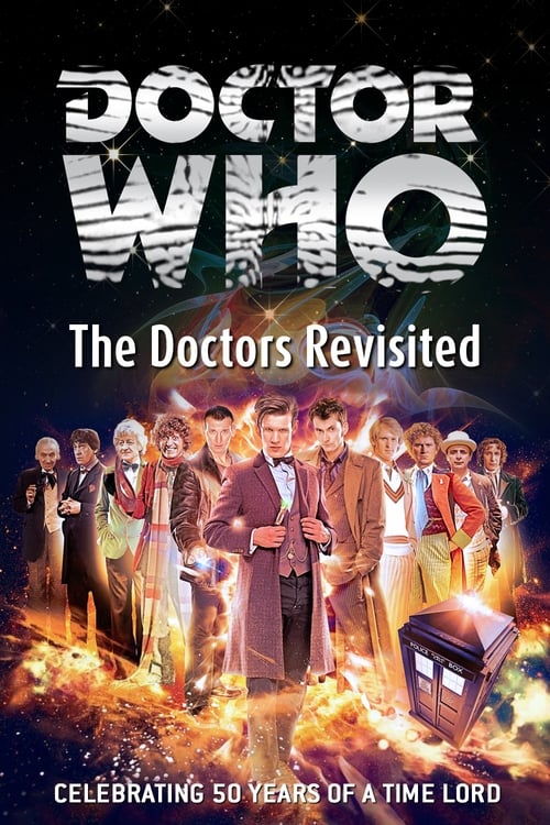 Poster della serie Doctor Who: The Doctors Revisited