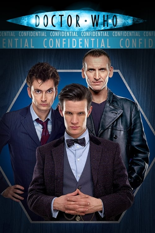 Poster della serie Doctor Who Confidential