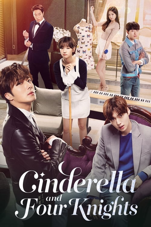Poster della serie Cinderella and Four Knights