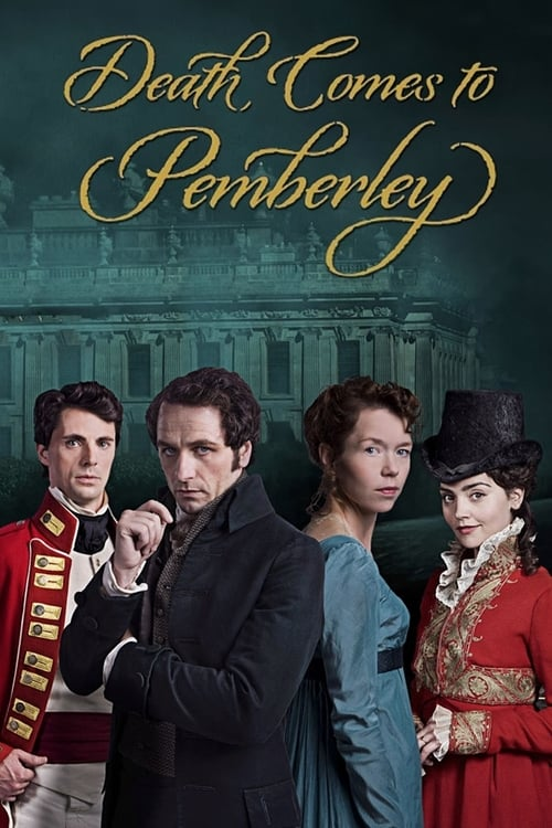 Poster della serie Death Comes to Pemberley