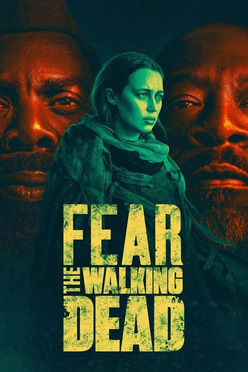 Poster della serie Fear the Walking Dead
