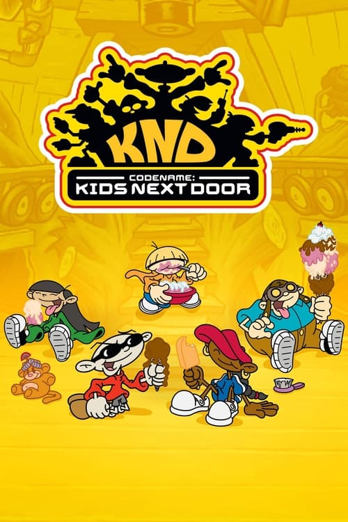 Poster della serie Codename: Kids Next Door