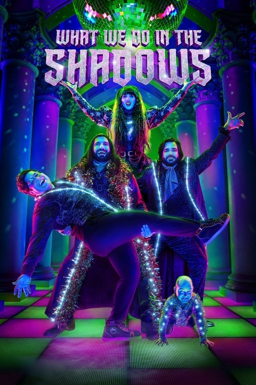 Poster della serie What We Do in the Shadows