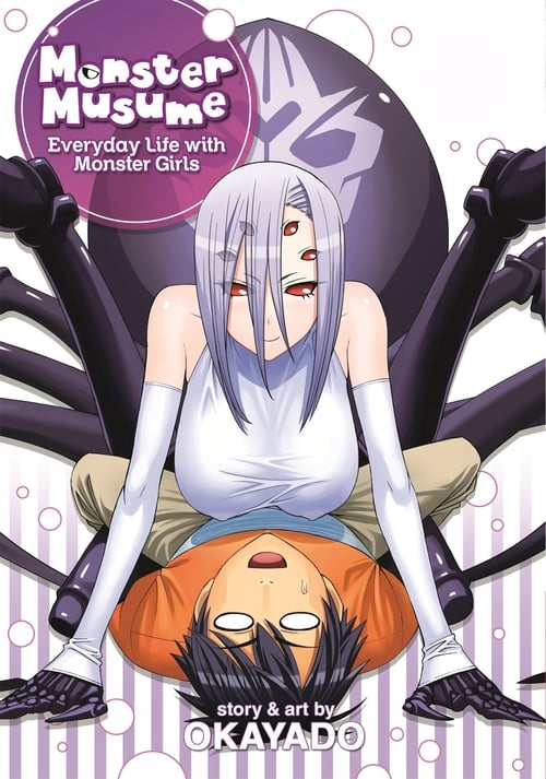Poster della serie Monster Musume: Everyday Life with Monster Girls