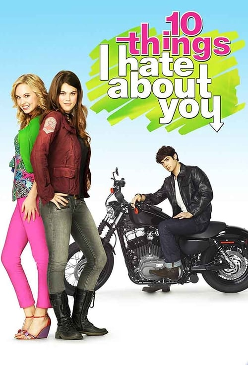 Poster della serie 10 Things I Hate About You