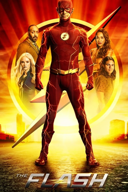 Poster della serie The Flash