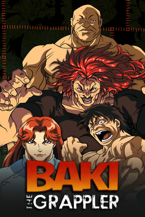 Poster della serie Baki the Grappler