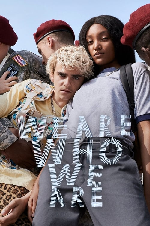 Poster della serie We Are Who We Are