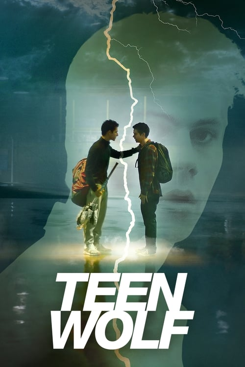 Poster della serie Teen Wolf