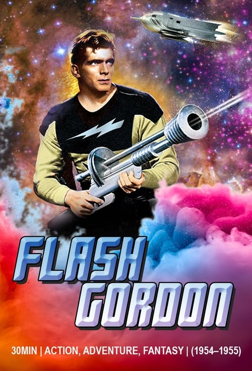 Poster della serie Flash Gordon