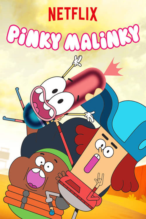 Poster della serie Pinky Malinky