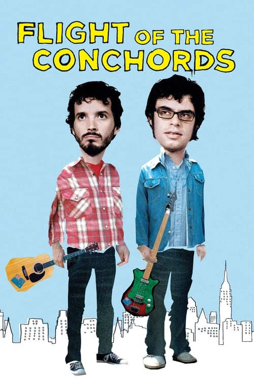 Poster della serie Flight of the Conchords