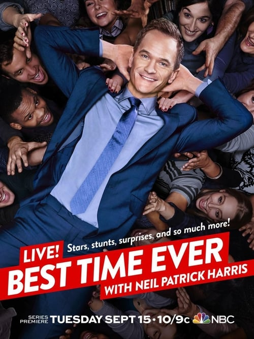 Poster della serie Best Time Ever with Neil Patrick Harris