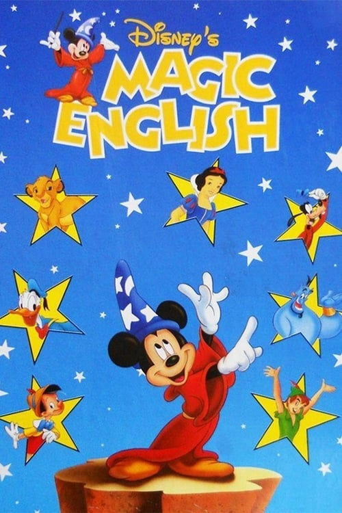 Poster della serie Disney's Magic English