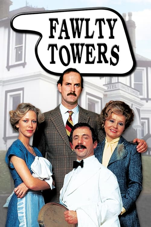 Poster della serie Fawlty Towers