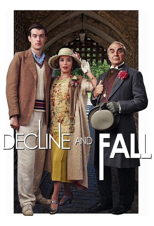 Poster della serie Decline and Fall