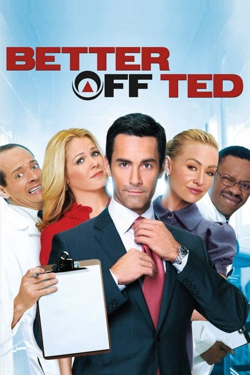 Poster della serie Better Off Ted