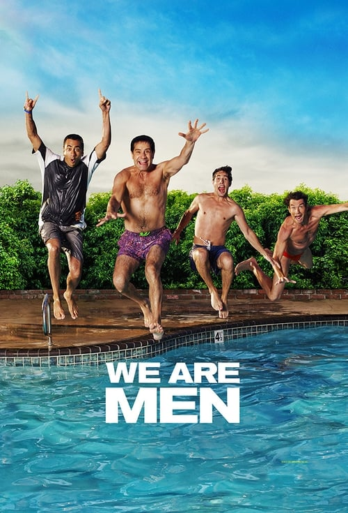 Poster della serie We Are Men