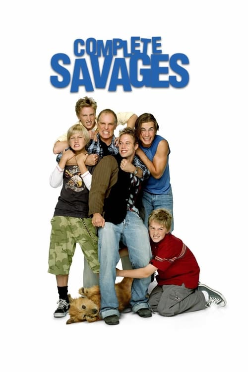 Poster della serie Complete Savages