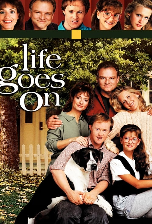 Poster della serie Life Goes On