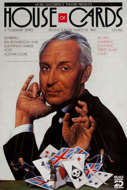 Poster della serie House of Cards