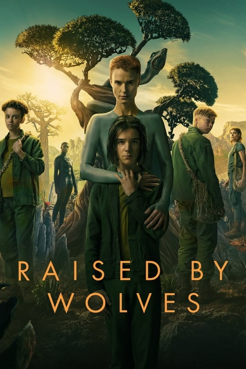 Poster della serie Raised by Wolves