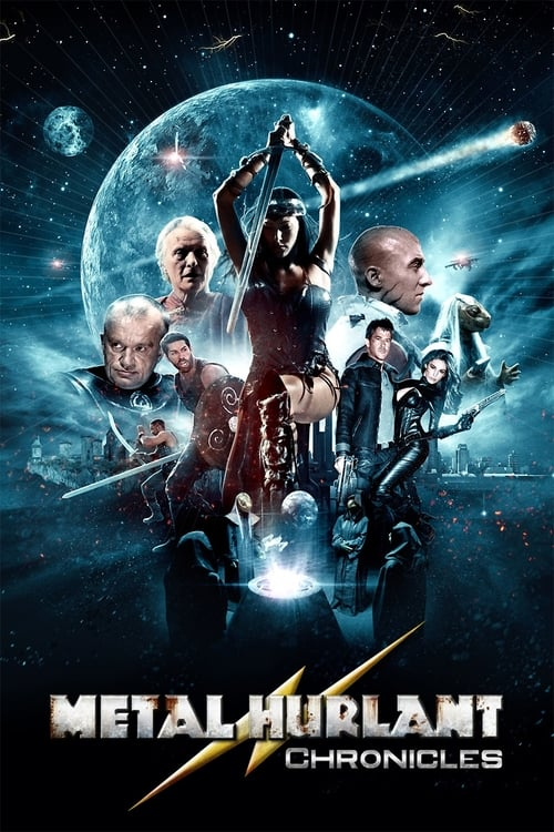 Poster della serie Metal Hurlant Chronicles