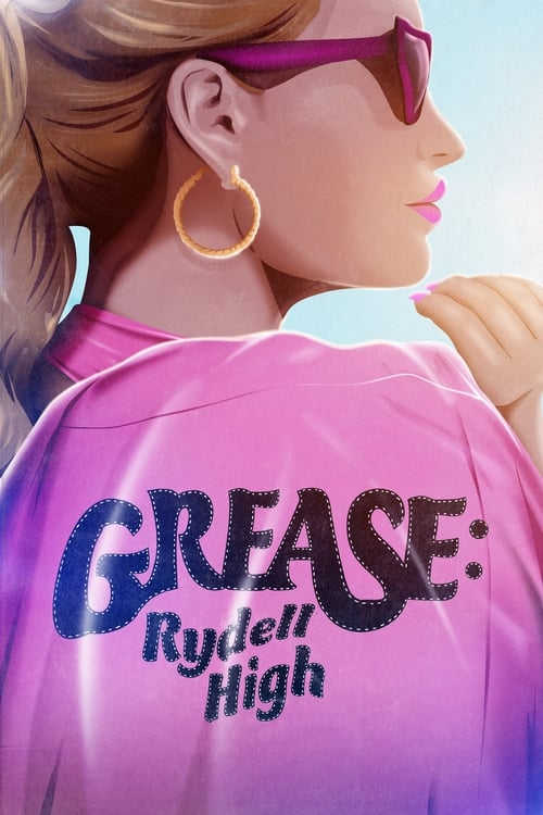Poster della serie Grease: Rise of the Pink Ladies