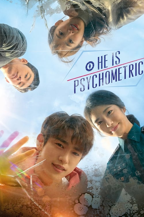 Poster della serie He Is Psychometric