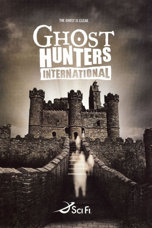 Poster della serie Ghost Hunters International