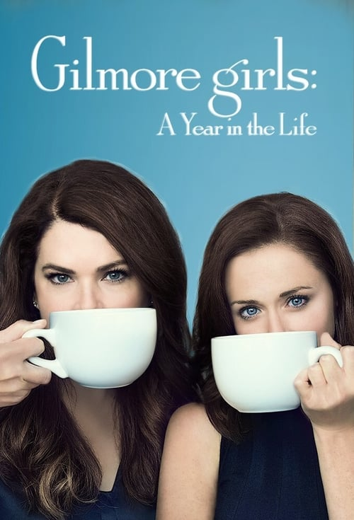 Poster della serie Gilmore Girls: A Year in the Life