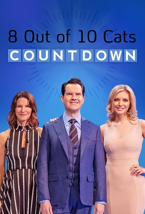 Poster della serie 8 Out of 10 Cats Does Countdown