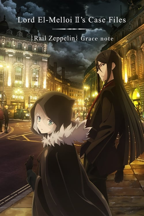 Poster della serie Lord El-Melloi II's Case Files {Rail Zeppelin} Grace Note