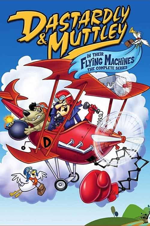Poster della serie Dastardly and Muttley in Their Flying Machines