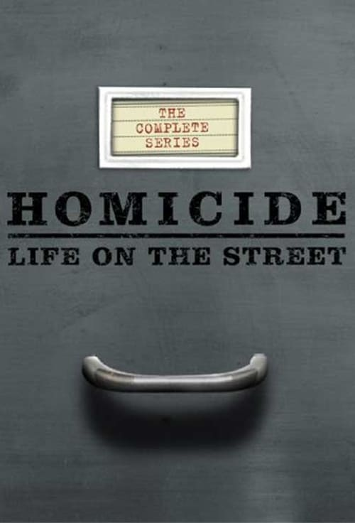 Poster della serie Homicide: Life on the Street