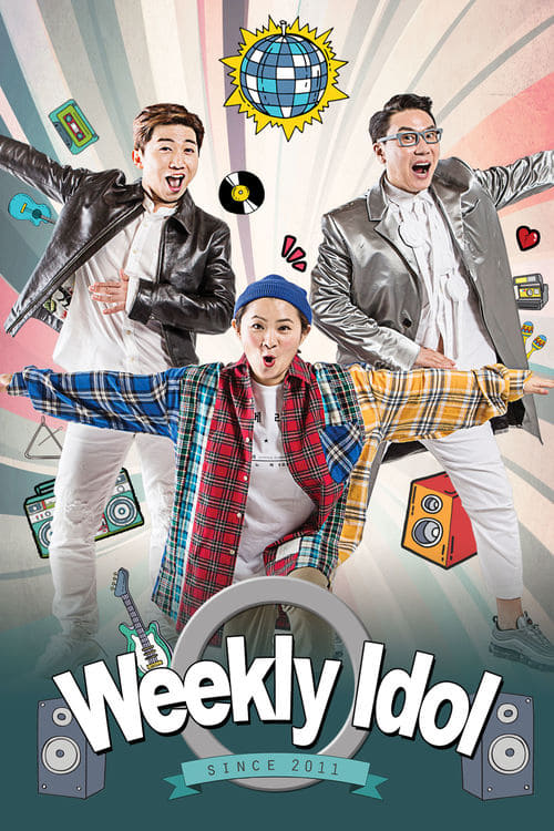 Poster della serie Weekly Idol