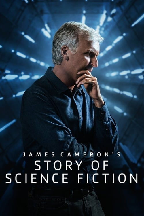 Poster della serie James Cameron's Story of Science Fiction