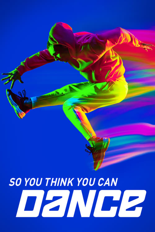 Poster della serie So You Think You Can Dance