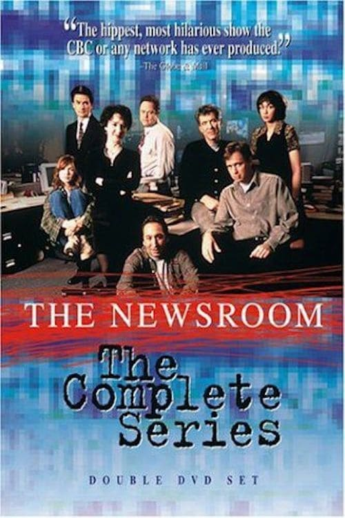 Poster della serie The Newsroom
