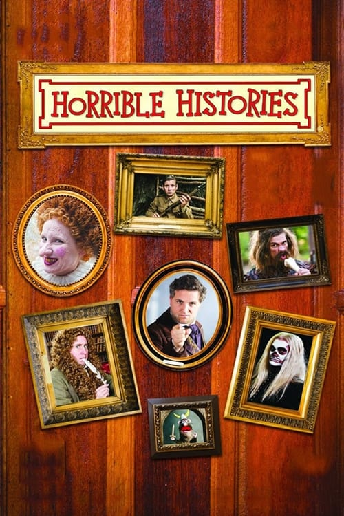 Poster della serie Horrible Histories
