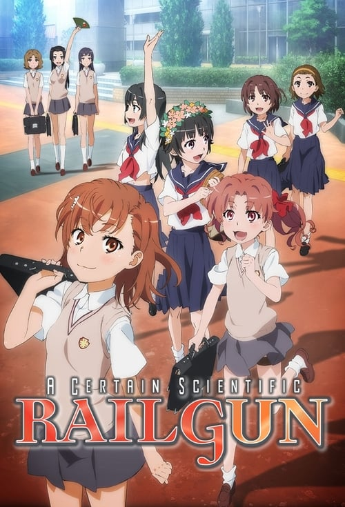 Poster della serie A Certain Scientific Railgun