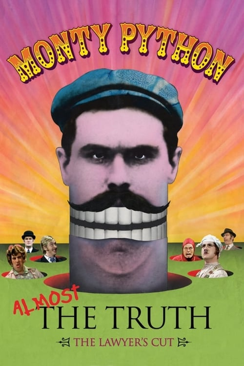 Poster della serie Monty Python: Almost the Truth (The Lawyer's Cut)