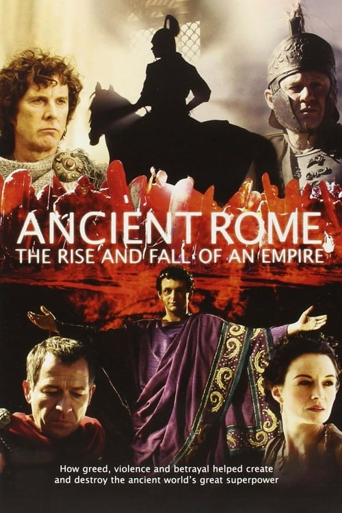 Poster della serie Ancient Rome: The Rise and Fall of an Empire