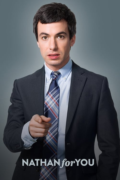 Poster della serie Nathan For You