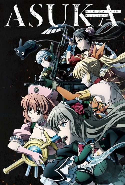 Poster della serie Magical Girl Spec-Ops Asuka