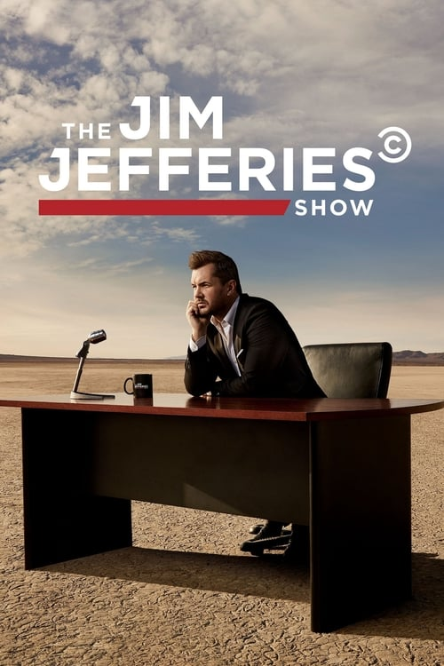 Poster della serie The Jim Jefferies Show