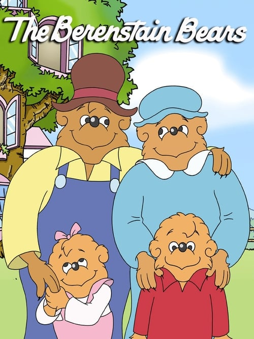 Poster della serie The Berenstain Bears