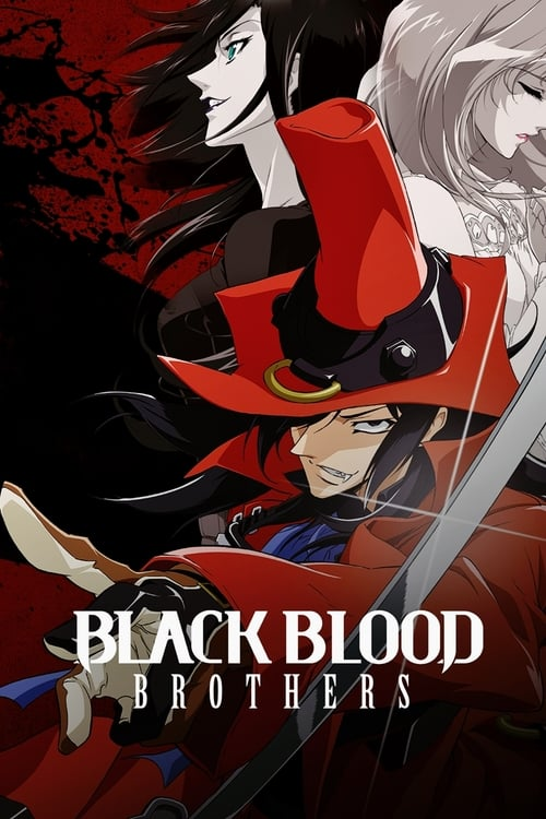 Poster della serie Black Blood Brothers